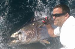 Charter y Pesca en Alajar (Huelva)