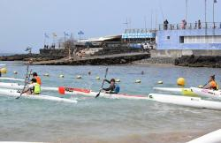 Club de Piragüismo Marlines en Arrecife (Lanzarote)