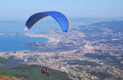 Club Parapente Rotor en Vigo (Pontevedra)