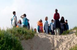 Coto de la Isleta Rocódromo en El Puerto De Santa Maria (Cádiz)