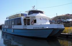 Cruceros Costa Viva en Muros (A Coruña)