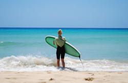 Davinga Surf School en Pajara (Fuerteventura)