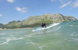 Escuela de Surf Arenillas en Islares (Cantabria)