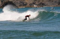 Escuela de Surf Laga en Ibarrangelu (Vizcaya)