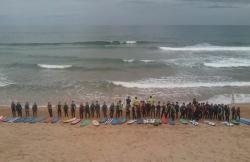 Escuela de Surf Santander en Liencres (Cantabria)