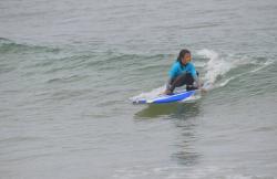 Escuela Gallega de Surf en Xove (Lugo)