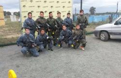 Friendlyfire Paintball Camp en Utrera (Sevilla)