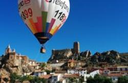 Globos en Huesca (Huesca)