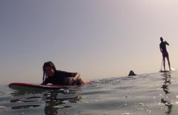Ingles y Surf en La Pobla De Farnals (Valencia)