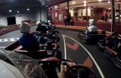Karting Indoor Burgos en Villariezo (Burgos)