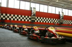 Karting Indoor Logroño en Logroño (La Rioja)