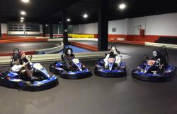 Karting Indoor Plaza en Zaragoza (Zaragoza)