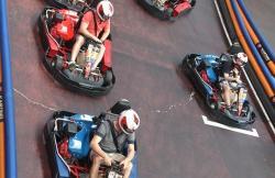 Karting Indoor Zaragoza en La Muela (Zaragoza)