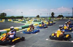 Karting Les Palmeres en Sueca (Valencia)