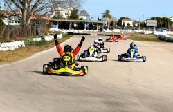 Karting Oliva en Oliva (Valencia)