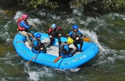 Kayak Pico Azul en Boñar (León)
