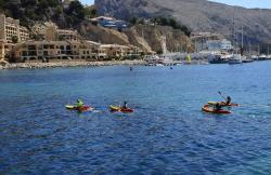 La Bocana Sailing Point en Altea (Alicante)