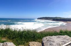 Liquid Surf en Langre (Cantabria)