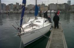 Marina de Gijón en Gijon (Asturias)