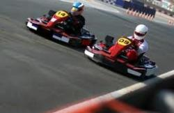 Más que karting en Villarcayo (Burgos)