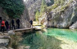 Matarraña Aventura en Cretas (Teruel)