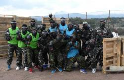 Colmenar Paintball en Colmenar Viejo (Madrid)