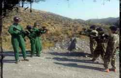 Paintball Supervivientes en Gergal (Almería)