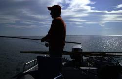 Pesca Bahia Pujol en Amposta (Tarragona)