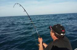 Pesca Ebro en Deltebre (Tarragona)