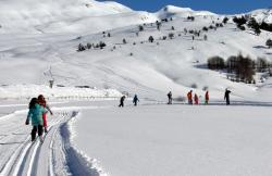 Pirinea Nordic Linza - Somport en Canfranc (Huesca)