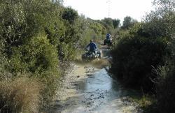 Quads aventura Tarifa en Tarifa (Cádiz)