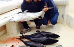 Que lo pesque Rita en Suances (Cantabria)