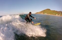 Santa Marina Surf Camp en Ribadesella (Asturias)
