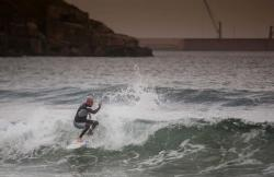 Slash Surf School Gijón en Gijon (Asturias)