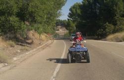 Sportaventura en Ocaña (Toledo)