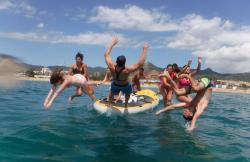Supaddict Escola Catalana de Paddle Surf en Premia De Mar (Barcelona)