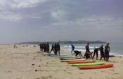 Surfer Tarifa en Tarifa (Cádiz)