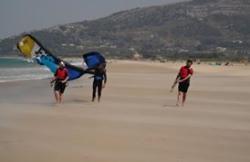 Tarifa Max Kitesurfing en Tarifa (Cádiz)
