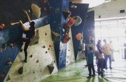 The Climb en Leganes (Madrid)