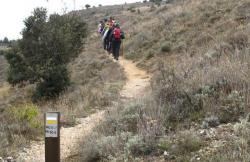 Valle del Pirón en Turegano (Segovia)