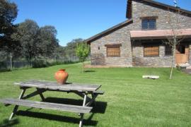 Casa Pacios casa rural en Maello (Ávila)