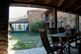 Casa Calvo casa rural en O Pino (A Coruña)