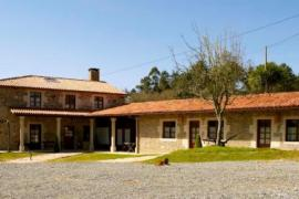 Casa das Corredoiras casa rural en Arzua (A Coruña)