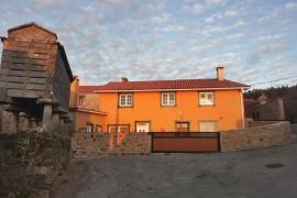 Apartamentos Currás Touriñán casa rural en Muxia (A Coruña)