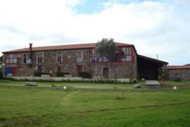 Casa Da Agua casa rural en O Pino (A Coruña)