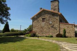 Casa de Agosto casa rural en Coristanco (A Coruña)