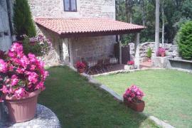 Casa Do Camposiño casa rural en Boiro (A Coruña)