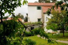 Casa Do Torno casa rural en Noia (A Coruña)