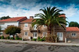 O Xastre de Anos casa rural en Cabana (A Coruña)