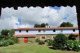 A Painza casa rural en Arzua (A Coruña)